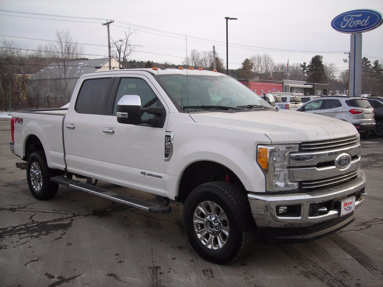 Pre-Owned 2017 Ford Super Duty F-250 SRW DENALI