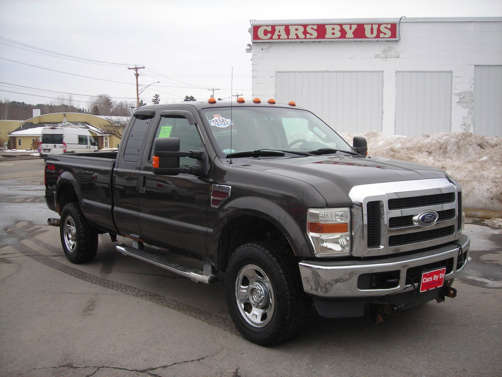 Pre-Owned 2008 Ford Super Duty F-350 SRW XLT