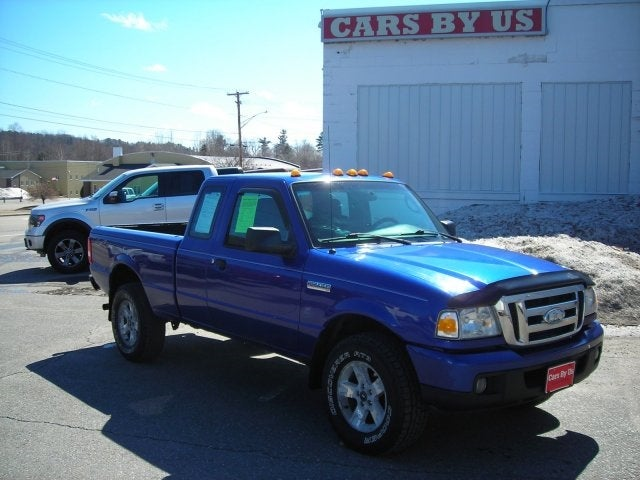 Pre-Owned 2006 Ford Ranger XL