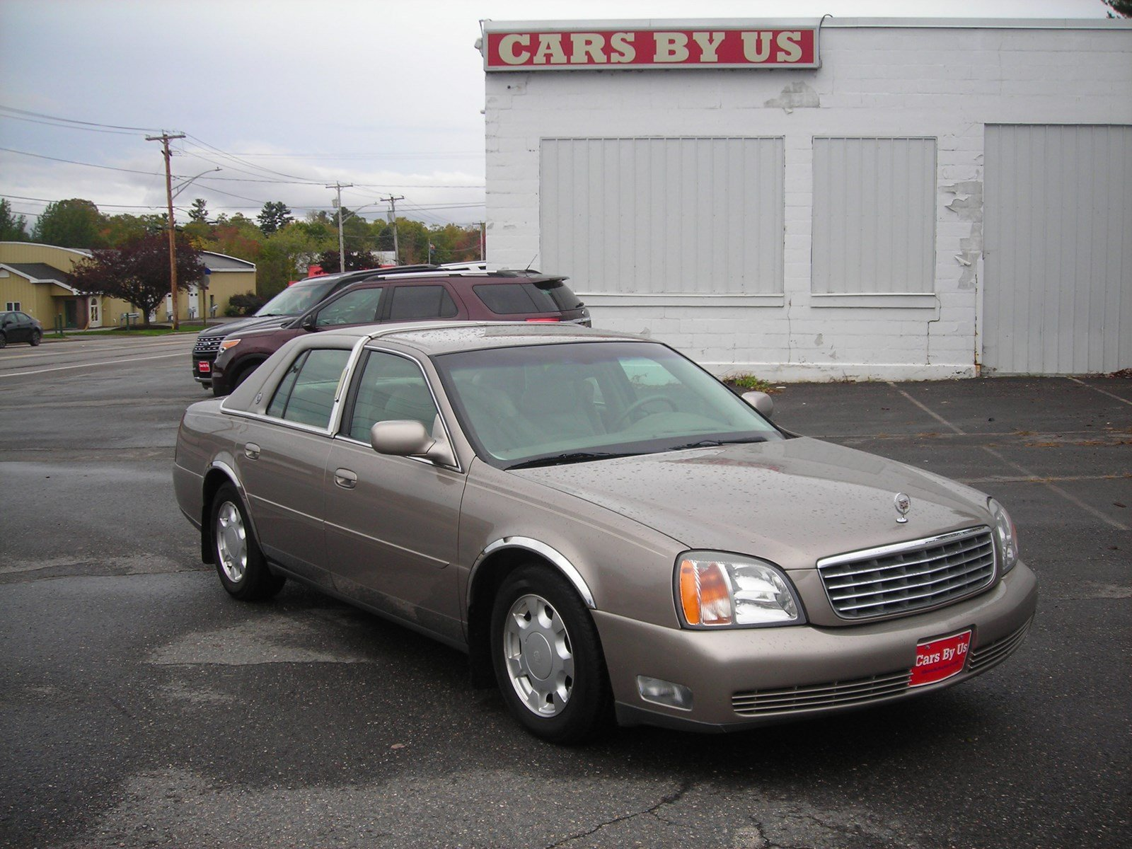 Pre-Owned 2000 Cadillac DeVille 4DR SDN
