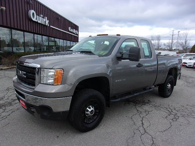 Pre-Owned 2012 GMC Sierra 2500HD Work Truck