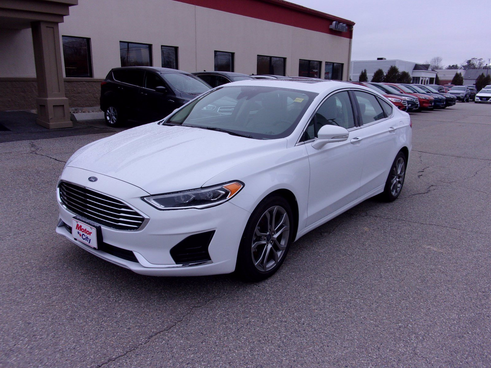 Pre-Owned 2019 Ford Fusion SEL