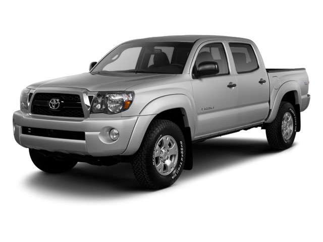 Pre-Owned 2011 Toyota Tacoma DBL CAB 4WD V6 MT