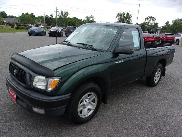 Pre-Owned 2001 Toyota Tacoma REG CAB 2WD AT
