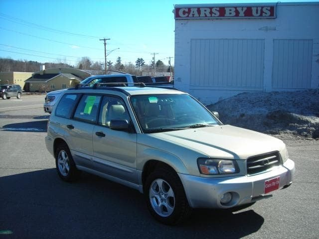 Pre-Owned 2005 Subaru Forester XS L.L. Bean Edition