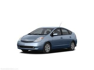 Pre-Owned 2005 Toyota Prius 4DR SDN HYBRID CV