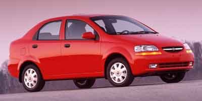 Pre-Owned 2004 Chevrolet Aveo Base