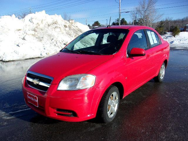 Pre-Owned 2009 Chevrolet Aveo LS