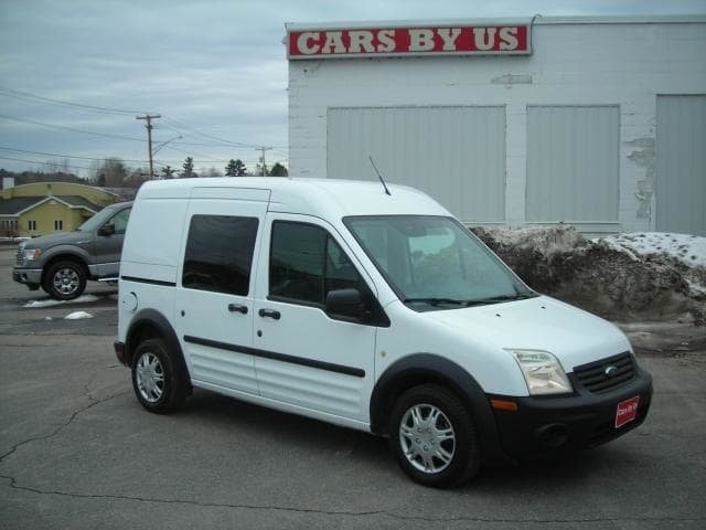 Pre-Owned 2011 Ford Transit Connect XL