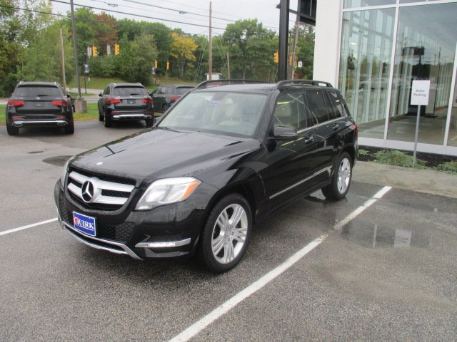 Pre-Owned 2013 Mercedes-Benz GLK 350 4MATIC