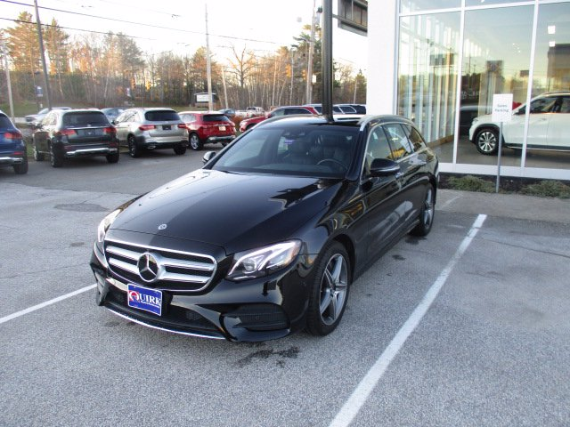 Pre-Owned 2018 Mercedes-Benz E 400 4MATIC