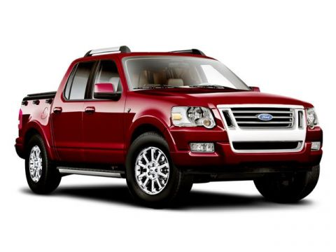 Pre-Owned 2008 Ford Explorer Sport Trac Limited