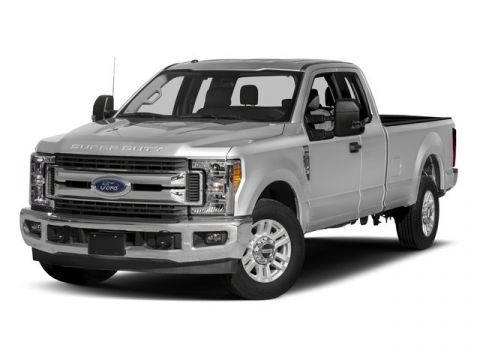 Pre-Owned 2017 Ford Super Duty F-250 SRW XLT