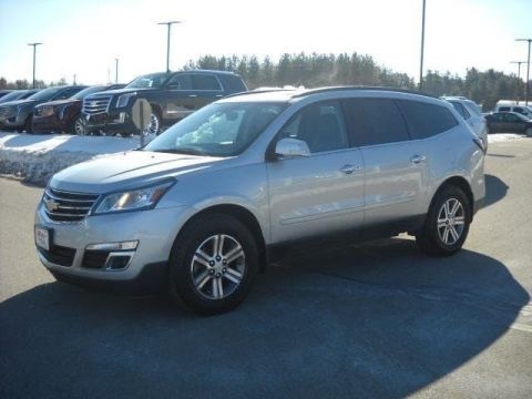 Pre-Owned 2016 Chevrolet Traverse LT