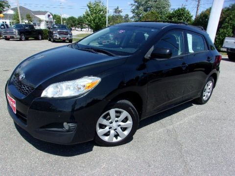 Pre-Owned 2012 Toyota Matrix S