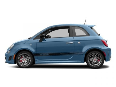 Pre-Owned 2017 FIAT 500 Abarth