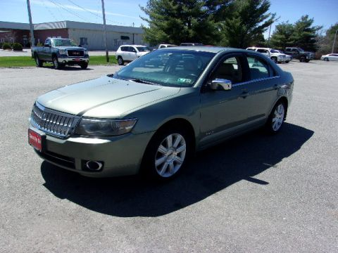 Pre-Owned 2008 Lincoln MKZ 4DR SDN AWD