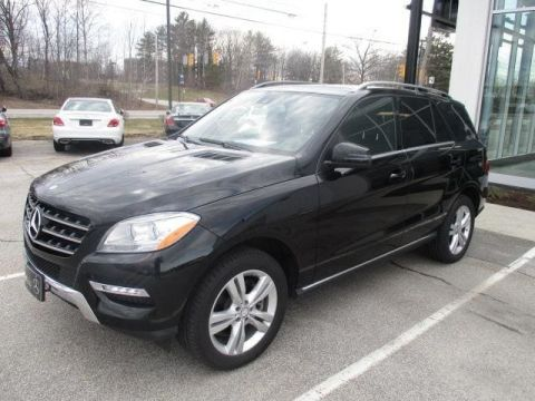 Pre-Owned 2015 Mercedes-Benz ML 350 4MATIC