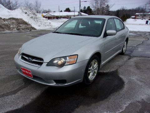 Pre-Owned 2005 Subaru Legacy Sedan 4DR SDN E4AT