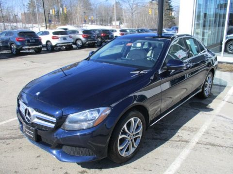 Pre-Owned 2017 Mercedes-Benz C 300 4MATIC