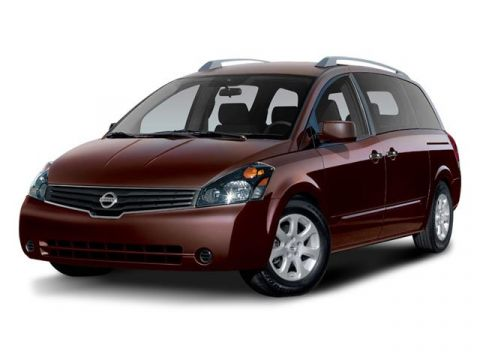 Pre-Owned 2008 Nissan Quest SE