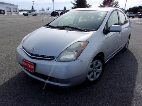 Pre-Owned 2008 Toyota Prius 4DR SDN HYBRID CV