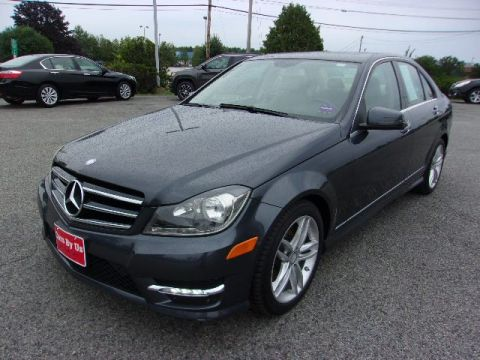 Pre-Owned 2014 Mercedes-Benz C-Class 4DR SDN C300 4MAT