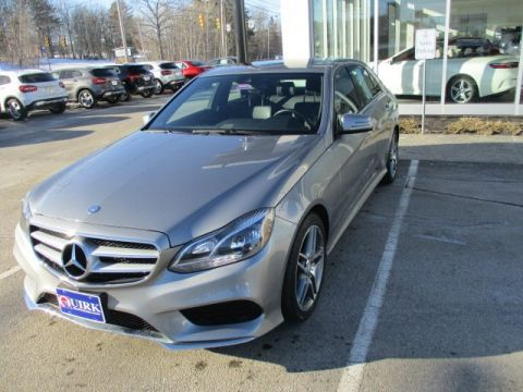 Pre-Owned 2014 Mercedes-Benz E 350 4MATIC