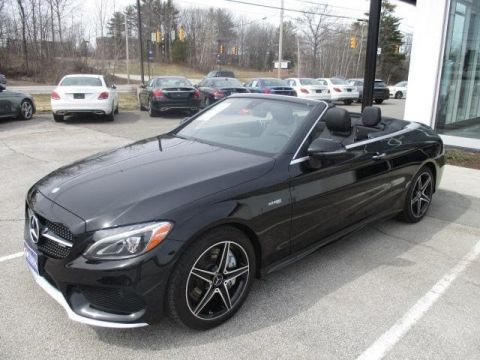 Pre-Owned 2017 Mercedes-Benz AMG® C 43 4MATIC Cabriolet
