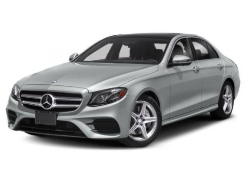 Pre-Owned 2017 Mercedes-Benz E-Class 4DR SDN E300 4MAT