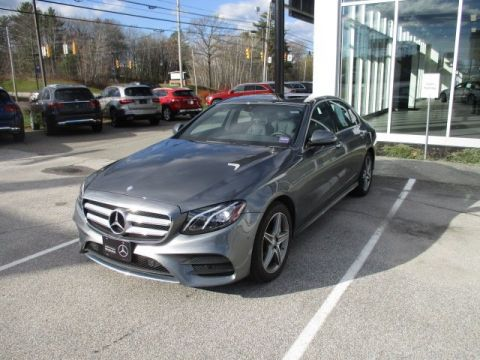Pre-Owned 2017 Mercedes-Benz E 300 4MATIC